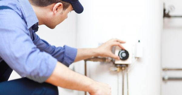Hot-water heater service