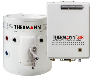 Thermann hot water cylinders