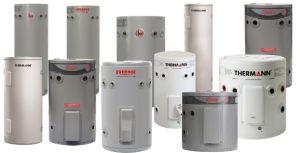 electric hot water systems brands