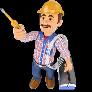 plumber & electrician repairs