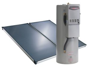 rheem solar hot water price