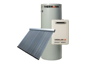 thermann solar hot water system